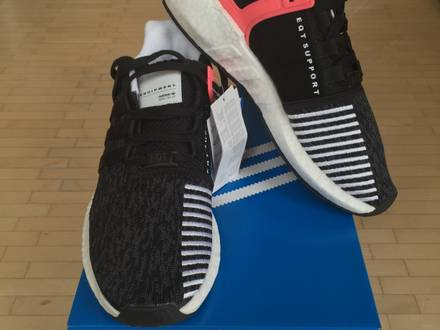 Adidas EQT Support 93/17 Boost - EU 44 und 43 1/3 - NEU/NEW - photo 1/7