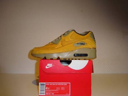 Nike Air Max 90 Winter Bronze/Brown (GS) US4Y/EUR36 - photo 1/5