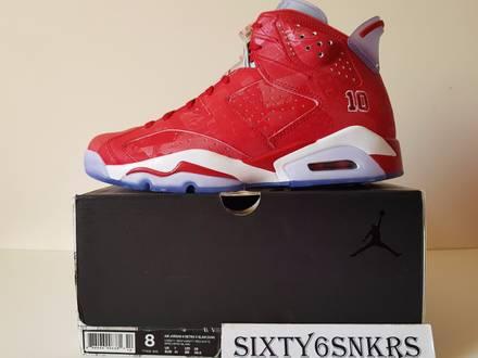 Nike Air Jordan 6 Slam Dunk - photo 1/8