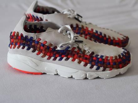 Nike LAB Air Footscape Woven NM Rainbow - photo 1/5