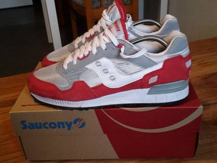 Saucony Shadow 5000 OG red - photo 1/5