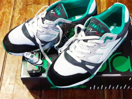 <strong>DIADORA</strong> S8000 OG BRAND NEW WITH KEYCHAIN 44,5 /US 10,5/ UK 10 - photo 1/6