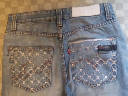 Rare LEVI'S x FENOM Japan Special Jeans / size 32 - photo 1/8