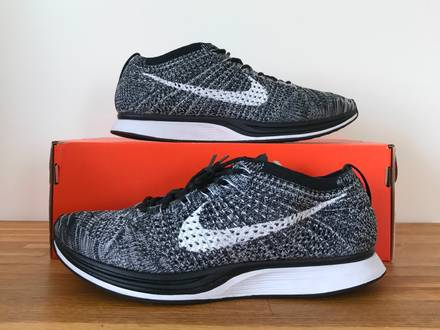 Nike Flyknit Racer Oreo 2.0 9/10 - photo 1/6