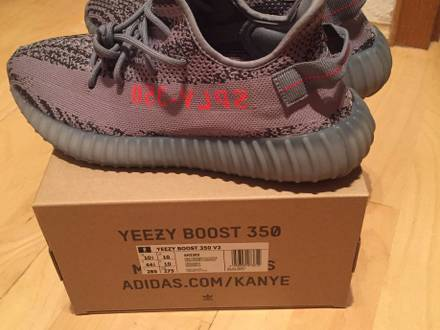 17eff84d02d Detailed Images Of The adidas Yeezy Boost 350 v2 Beluga