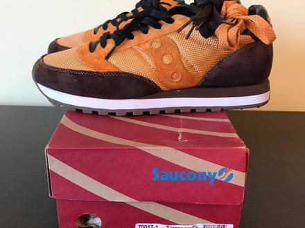 <strong>Saucony</strong> Jazz Original x Solebox (2008) 9,5US - photo 1/5