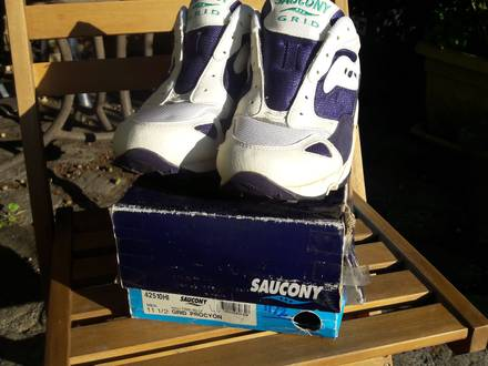 Vintage Saucony Grid Procyon !Dead Stock! - photo 1/8
