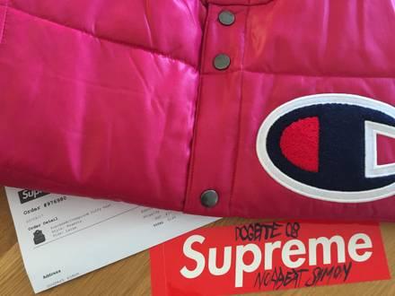 Supreme x Champion Vest - photo 1/7