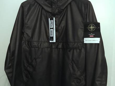 Supreme x Stone Island Anorak - photo 1/5