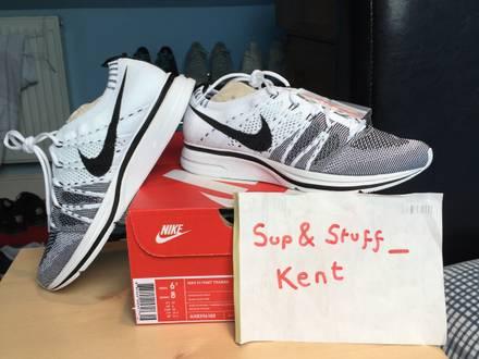 """Nike Flyknit Trainer OG """"The Return"""" - photo 1/5"""