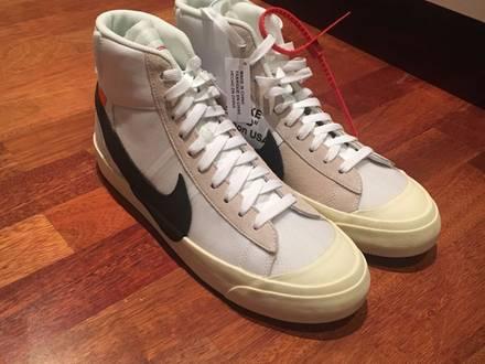 Nike Off White Blazer US 11 EU 45 - photo 1/8