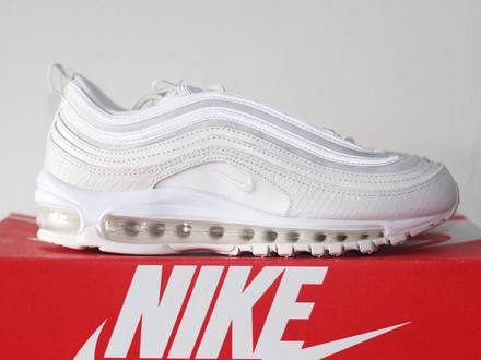 Nike Air Max 97 Summit White Snake Skin - photo 1/5