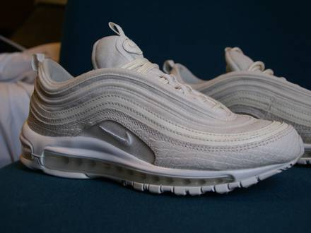 Nike Air Max 97 Snakeskin Summit White - photo 1/6