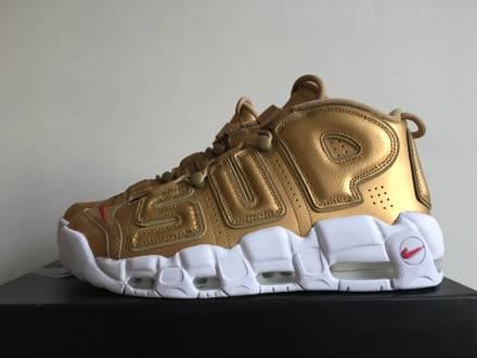 <strong>Supreme</strong> x Nike Air More <strong>Uptempo</strong> 'Suptempo' - photo 1/8