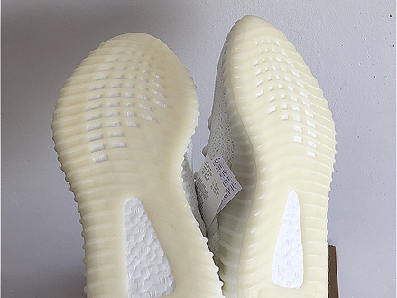 Yeezy white cream - photo 1/6