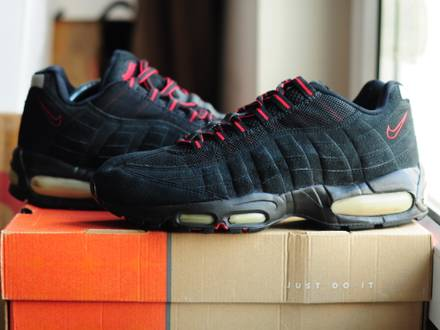 844688daa8 nike ltstronggtairlt stronggt; nike ltstronggtairlt stronggt; 2003 nike air  max 95 comet red; 2003 nike air max 95 comet red ...