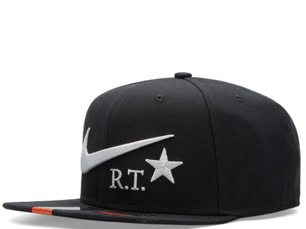 NikeLab X Riccardo Tisci snapback Black / White - photo 1/5