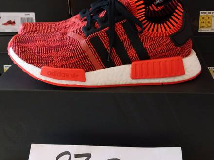 Adidas NMD R1 Limited Red Apple 2.0 PK CQ1865 - photo 1/6