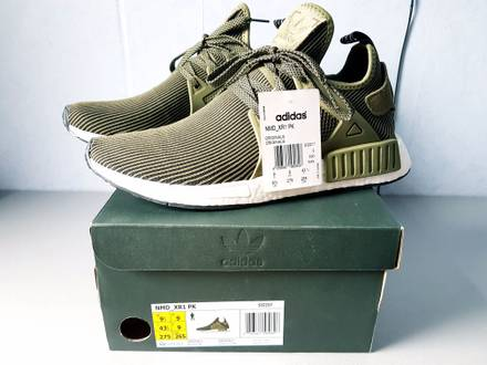<strong>Adidas</strong> <strong>NMD</strong> <strong>XR1</strong> PK Olive Green - photo 1/7