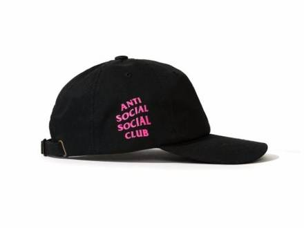 ASSC Anti Social Social Club Play boy CAP - photo 1/5