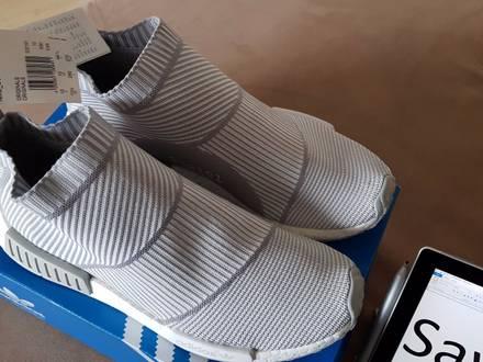 Adidas NMD CS1 grey - photo 1/5
