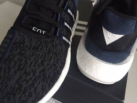 Adidas EQT Support Future x White Mountaineering - photo 1/5