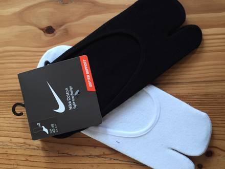 Nike Air Rift Socks Split Toe Pack Medium & Large - photo 1/6