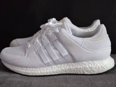 <strong>adidas</strong> EQT Support 93/16 <strong>Triple</strong> <strong>White</strong> (<strong>Ultra</strong> <strong>Boost</strong>) - photo 1/7
