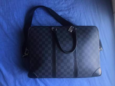 Louis Vuitton Porte-Documents Voyage Damier Graphite GM - photo 1/7