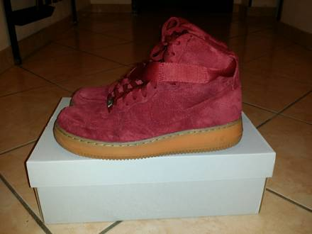 Wmns Air Force 1 Hi Suede uk8, 27.5cm eur42.5 - photo 1/6