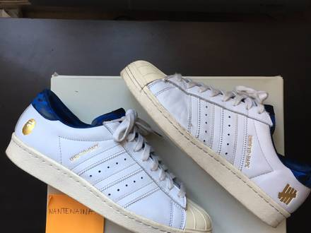 adidas Originals Superstar 80s Clean Mahogany 80%OFF