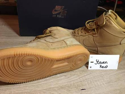 <strong>Nike</strong> <strong>Air</strong> Force 1 High 07 Flax in US 8.5 - photo 3/5