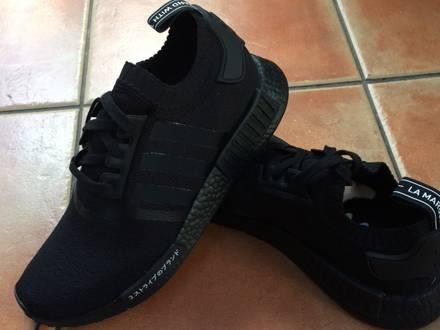 Adidas nmd_R1 PK Japan black - photo 1/7