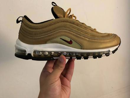 Nike Wmn <strong>Air</strong> <strong>Max</strong> <strong>97</strong> OG Metallic <strong>Gold</strong> - photo 1/5