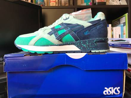 Ubiq x Asics Gel Lyte Speed - photo 1/6