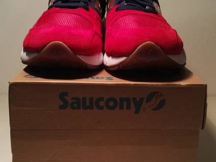 <strong>Saucony</strong> 'Sparring with <strong>Saucony</strong> Sneaks' - photo 1/5