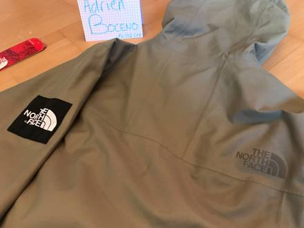 The North Face Olive Moutain Jacket (M) - photo 1/6