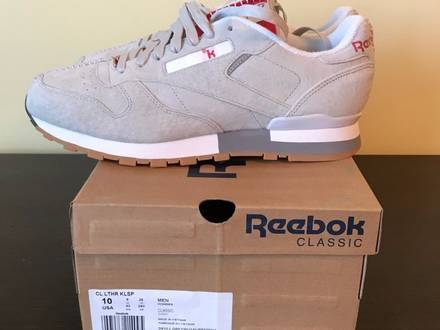 REEBOK X KENDRICK LAMAR CLASSIC LEATHER SPLIT PERSONALITY New 10US - photo 1/5
