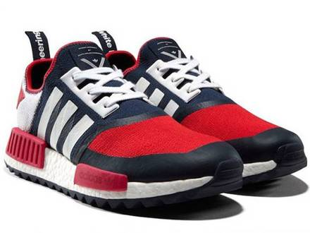 Adidas x White Mountaineering PK NMD Trail US9,5 - photo 1/6
