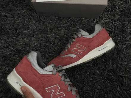"""New Balance M997 x Concepts """"rose"""" with special box - photo 1/6"""