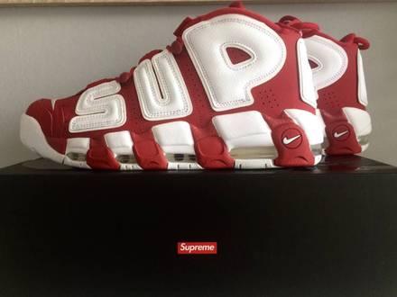 <strong>Supreme</strong> Nike Air More <strong>Uptempo</strong> Suptempo - photo 1/5