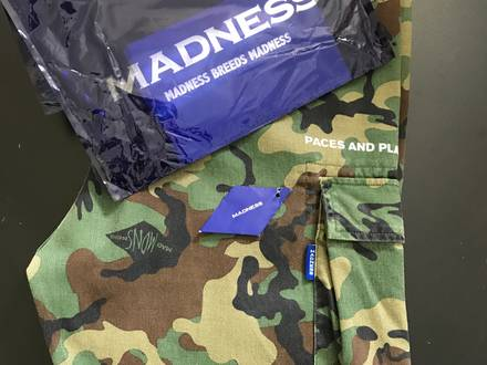 madness camo cargo pants - photo 1/8