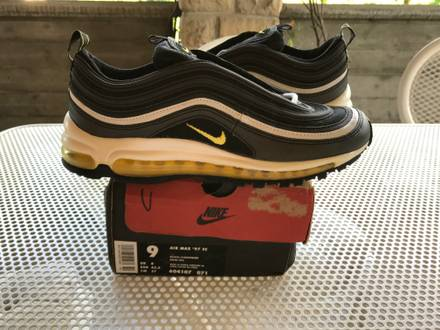 nike air max 97 604107071 asia exclusive us 9 uk 8 eu 42'5 - photo 1/7