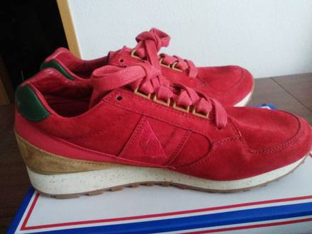 Le Coq Sportif eclat x limited edition Barcelona rose exd hal swan - photo 1/7
