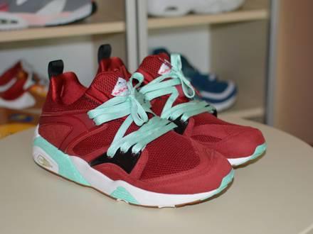 Puma Blaze Of Glory Sneaker Freaker <strong>Bloodbath</strong> - photo 1/7