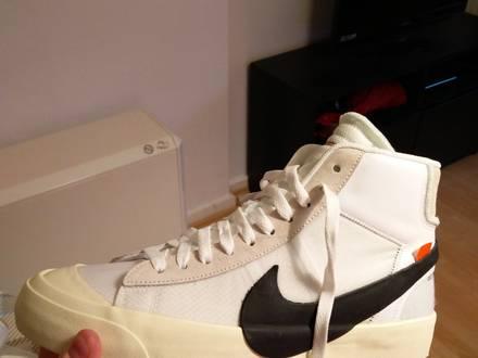 """Off White x Nike """"the ten"""" Blazer - photo 1/5"""