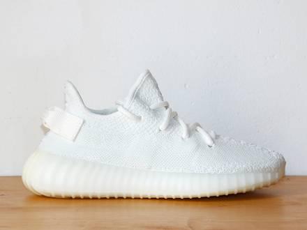 Adidas Yeezy Boost 350 V2 Cream White 4US - photo 1/7