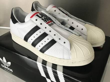 Adidas Superstar 80's RUN DMC JMJ Rare Limited edition!! - photo 1/7