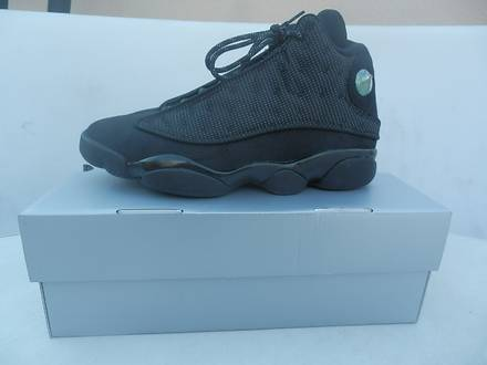 NIKE AIR JORDAN 13 RETRO BLACK CAT SIZE 9US - 155€ - photo 1/7
