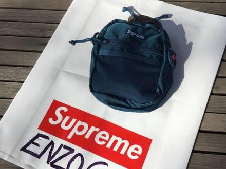 Supreme Shoulder Bag Blue DS - photo 1/5